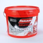 Покрытие декоративное PARADE S140 15кг с эффектом зернистости