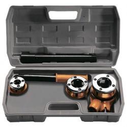 Набор для трубных работ 6 предметов клуппы+ держатель SPARTA 773335