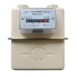 Счетчик газа NPM-G2,5