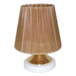 Лампа настольная РС20543 WT+FG/1T