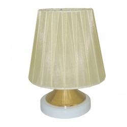 Лампа настольная РС20542 WT+FG/1T
