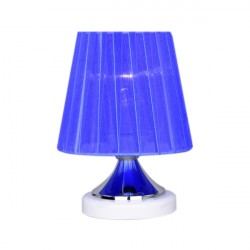 Лампа настольная РС20181 WT+CR/1T