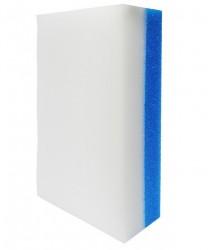 Губка ЛАСТИК 11,5*7,5*3см меламин ST