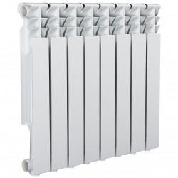 Радиатор Tropic 500x80 алюминиевый 8 секций, 1496Вт