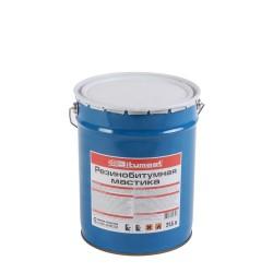 Мастика резинобитумная Bitumast, 21,5 л
