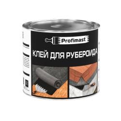 Клей для рубероида PROFIMAST, 2 л / 1,8 кг