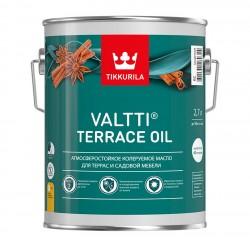 Масло для террас VALTTI TERRACE OIL EC 2,7 л