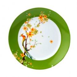Тарелка обеденная 24,5см PARADISE BIRD DM9000