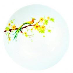 Тарелка суповая 21см PARADISE BIRD DM9001