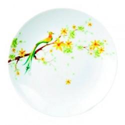 Тарелка десертная 19см PARADISE BIRD DM9002
