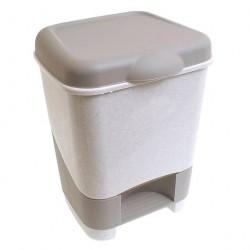 Контейнер для мусора 20л педальный С428 (019151)