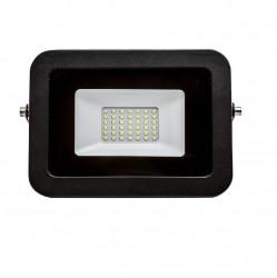 Прожектор светодиодный LFS 10W 6500K IP65, цвет корпуса черный