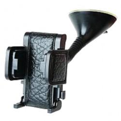 Держатель телефона КПК, GPS автомобильный телескопический AVS АН-4929-C