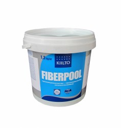 Гидроизоляция Kiilto Fiberpool, 1,3 кг