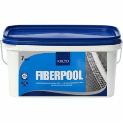 Гидроизоляция Kiilto Fiberpool, 7 кг