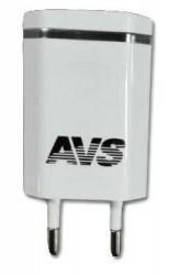 USB сетевое зарядное устройство AVS 1 порт UT-711 (1,2А)