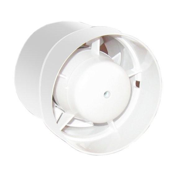 вентилятор вытяжной осевой канальный 100мм profit 4 белый, era вентилятор осевой канальный вытяжной с двигателем на шарикоподшипниках era profit 5 bb d 125