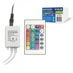 Контроллер Uniel RGB ULC-Q431 RGB BLACK