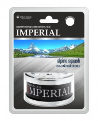 Ароматизатор на панель банка Imperial Альпийский сквош IMP-03