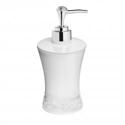 Дозатор д/ мыла настольный FR-41W бел пластик