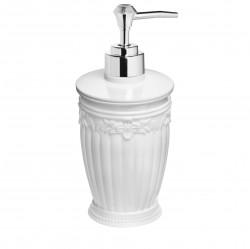 Дозатор д/мыла настольный FS-41W бел.пластик