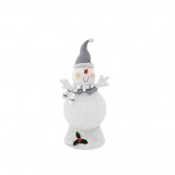 Фигура декоративная Снеговик h 19см арт. 41239