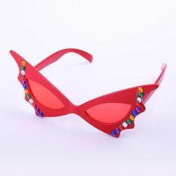 Очки карнавальные пластик 18*8*14 31179