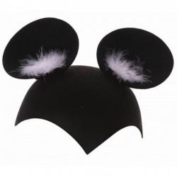 Шляпа карнавальная для детей МИККИ 53 р-р полиэстер, эпонж 31312
