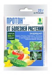 Средство Протон от фитофторы на картофеле и томатах 20г