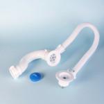 Сифон Орио для ванны (пластиковый выпуск)  А-7008