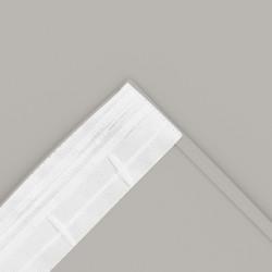 Портьера 165*250 на тесьме (Блэкаут однотонный 8160 15 серый)