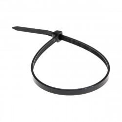Хомут nylon 4.0*200мм 100шт черный REXANT