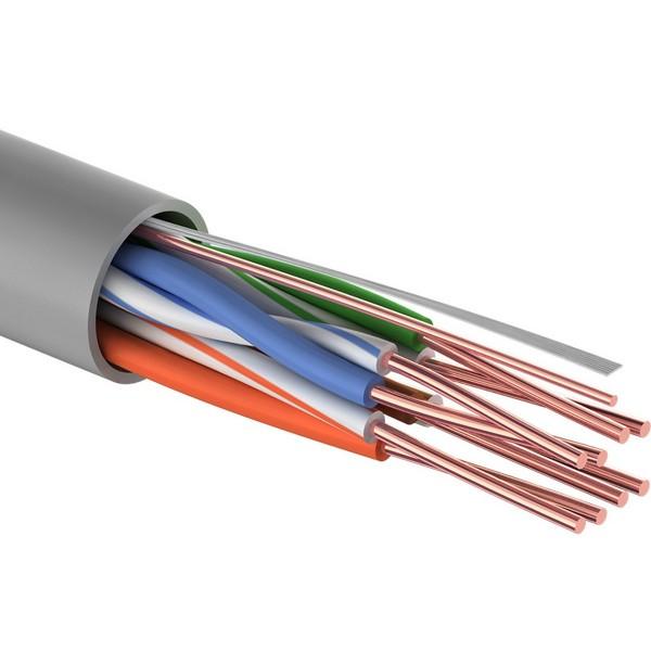 кабель utp 4pr 24awg cat5e 50м proconnect