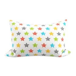 Подушка декоративная 30х50 с печатью Звезды