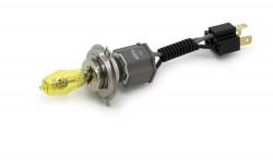 Газонаполненные лампы AVS ALFAS Extreme Weather 2800К H4 12V 75/85W, комплект 2 шт.