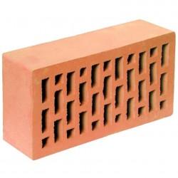 Кирпич керамический рядовой одинарный пустотелый гладкий 250*120*65мм