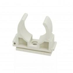 Комплект для крепления металлопластиковых и полипропиленовых труб к стене D20 (2шт) пакет Tech-Kre