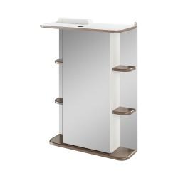 Зеркало-шкаф 55см IKA Гиро Капучино /А/