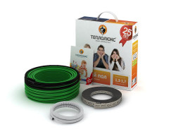Теплолюкс комплект 2-жильный 18ТЛБЭ2-23-420 Вт 2.8-3.8 кв.м