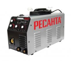 Полуавтомат сварочный инверторный Ресанта САИПА-200 (190 А, ПВ=70%, проволка=0,6 - 1мм, мах=5500вт)