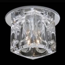 Точечный светильник MaxLight Crystal 11 Chrome