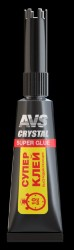 Супер клей (быстродействующий) 3 гр. AVS AVK-170