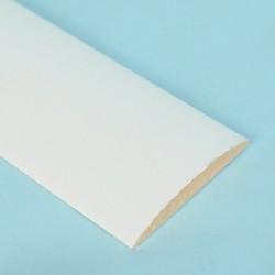 Наличник ламинированный белый/70