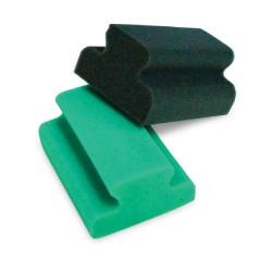 Губка поролоновая SP-04 в вакуумной упаковке (166х130x77мм)