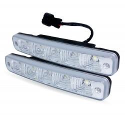 Дневные ходовые огни (DRL) Light AVS DL-5 (5W, 5 светодиодов х 2шт)