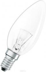 Лампа накал. OSRAM CLASSIC B CL 60W E14
