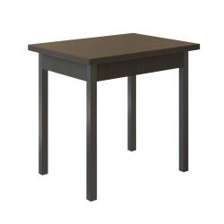 Стол поворотно-раскладной Амур (Венге темный) (0,8*0,6*0,75)