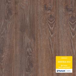 Пол ламин. Estetica 933 Дуб Натур темно-коричневый