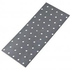 Пластина соединительная 80х300x2мм, оцинк. накл. Tech-Krep