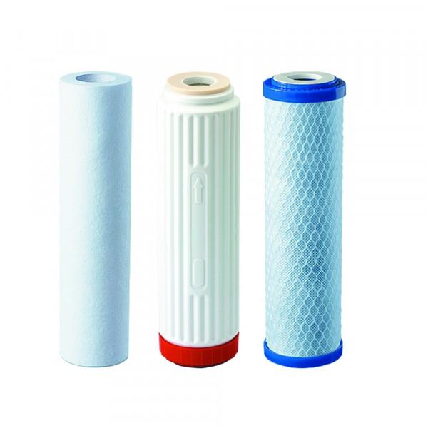 Фото - комплект модулей сменных фильтрующих аквафор рр5-в510-04-02 аквафор в510 03 04 07 комплект модулей аквафор трио умягчающий 3 шт